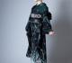 现代日本和服设计作品(选自