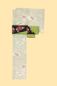祇园本店-小纹和服06,SIZE:L