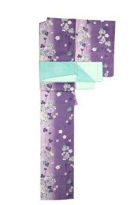 伏见稻荷店-小纹和服-つる草,SIZE:F