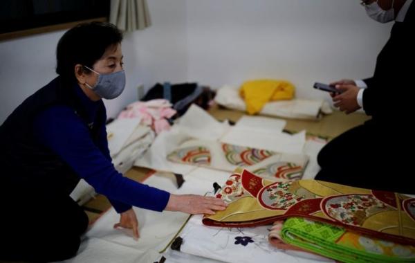 疫情肆虐,日本二手和服交易市场逐渐兴起?